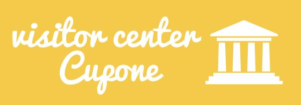 Visitor center cupone