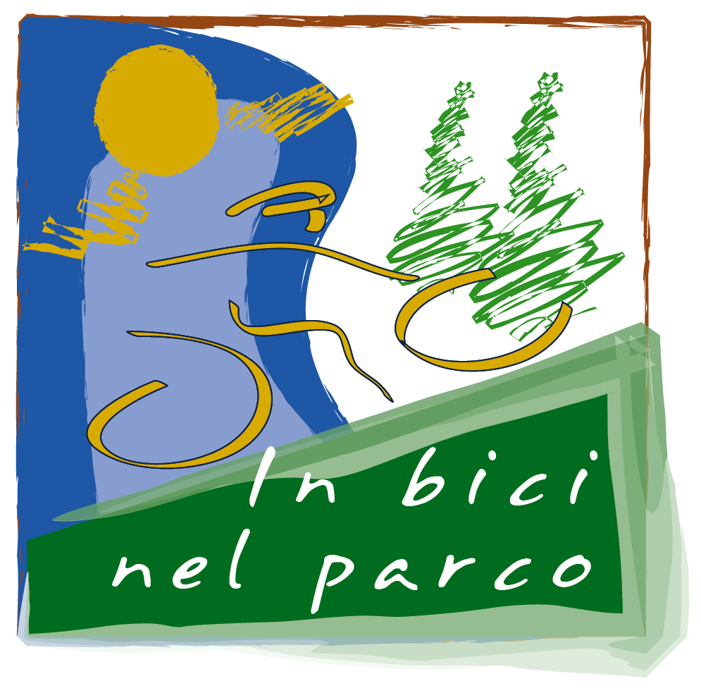 logo In bici nel Parco